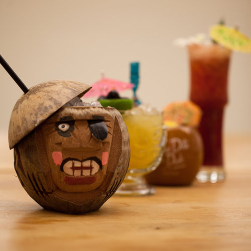 Tiki Bars: Three Dots & a Dash