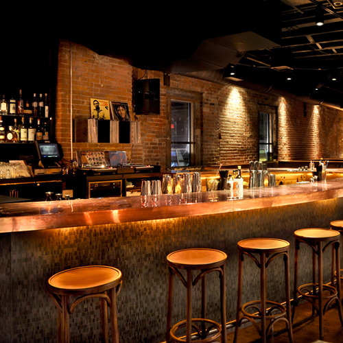 Speakeasy Bars: Brick & Mortar