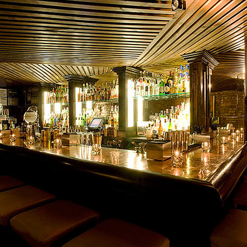 Speakeasy Bars: PDT