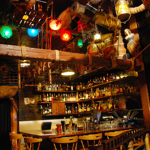Tiki Bars: Smuggler's Cove; San Francisco