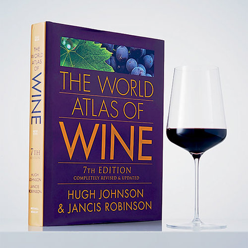 Wine Gifts: World Atlas of Wine