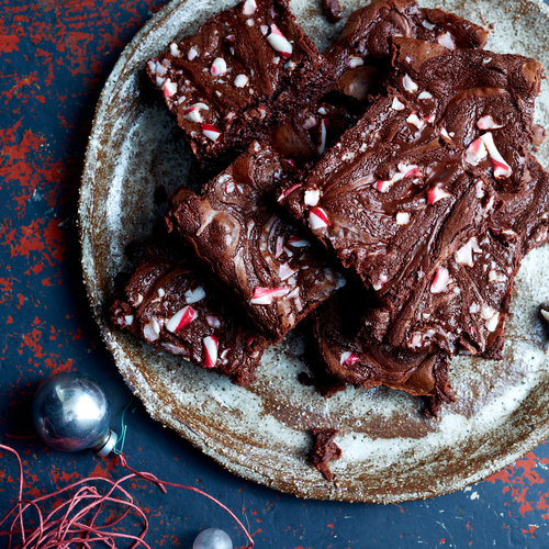 Chocolate-Peppermint Brownies