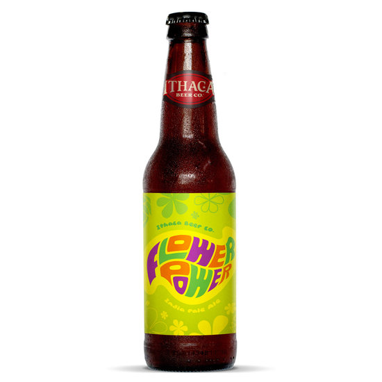 Ithaca Beer Flower Power IPA