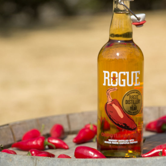 Chipotle Whiskey by Rogue Ales & Spirits