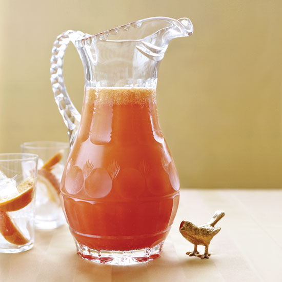 Thanksgiving Party Punches