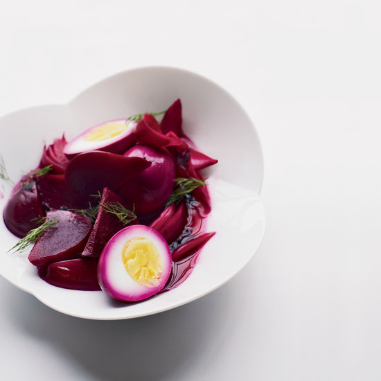<p>Pickled Beets and Eggs</p>