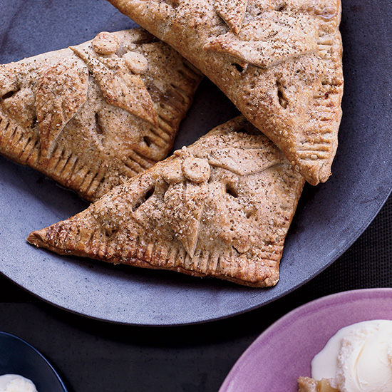 Apple Pie Turnover Apple Rye Turnovers With