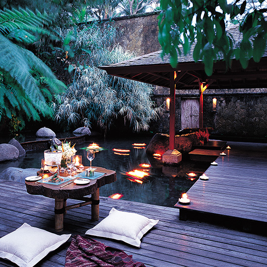 Spa Resorts for Food Lovers