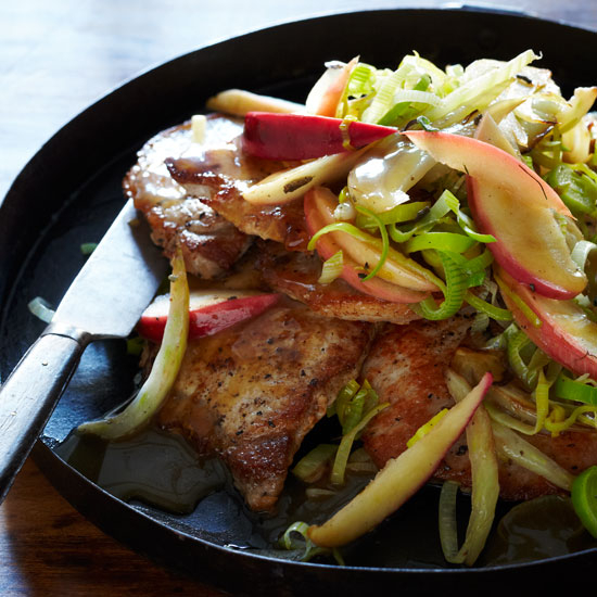 Double-Fennel Pork Chops Recipes — Dishmaps