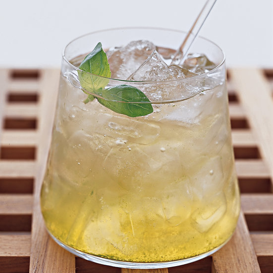 Lemony Fresh Herb Coolers