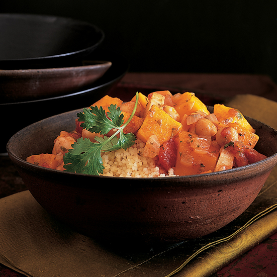 Moroccan-Style Squash Stew