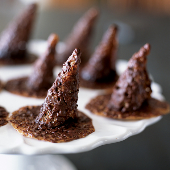 Crispy Witches' Hats