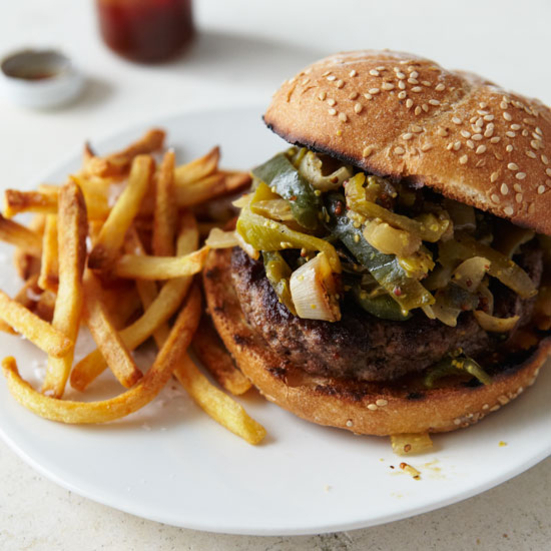 All-Time-Favorite Hamburger
