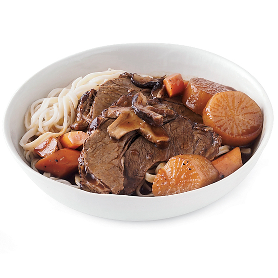 Japanese-Inspired Pot Roast