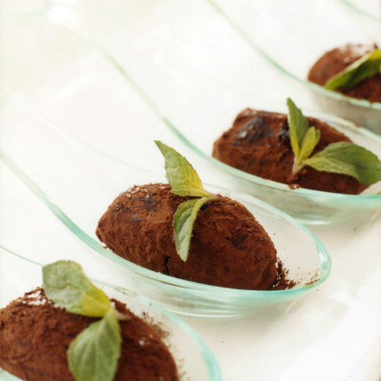 Mascarpone-Stuffed Dates