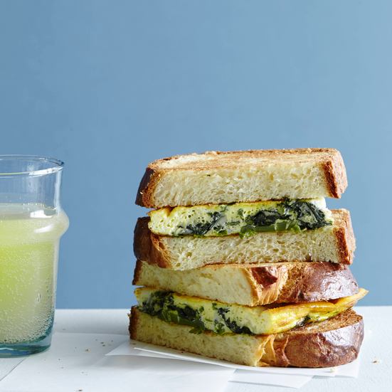Frittata Sandwich Recipe - Tony Mantuano | Food & Wine