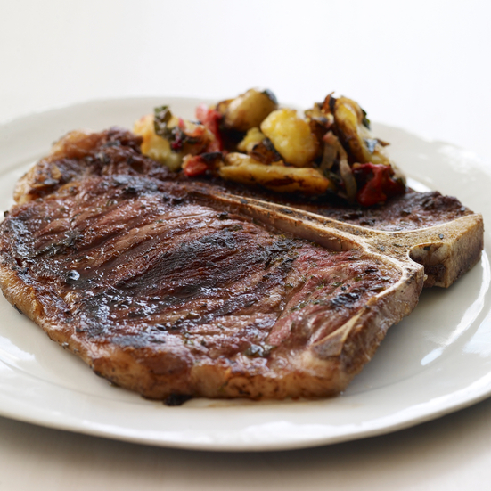 T-Bone Churrasco a la Plancha