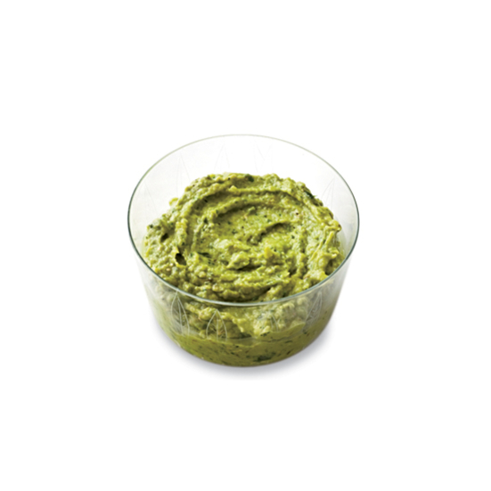 Creamy Green Chile and Avocado Sauce