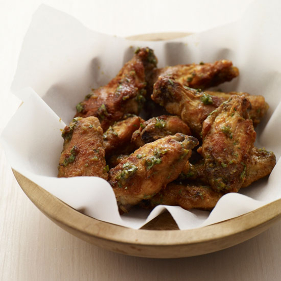 Thai Green Curry Hot Wings