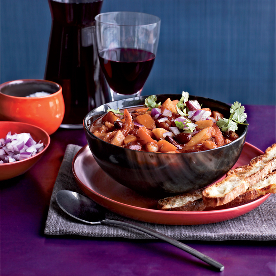 Winter Vegetable Chili