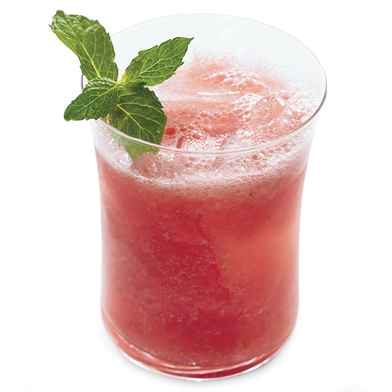 Watermelon-Strawberry Agua Fresca