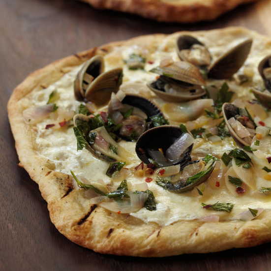 White Clam Pie