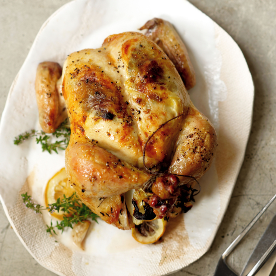 Lizzie's Roasted Chicken