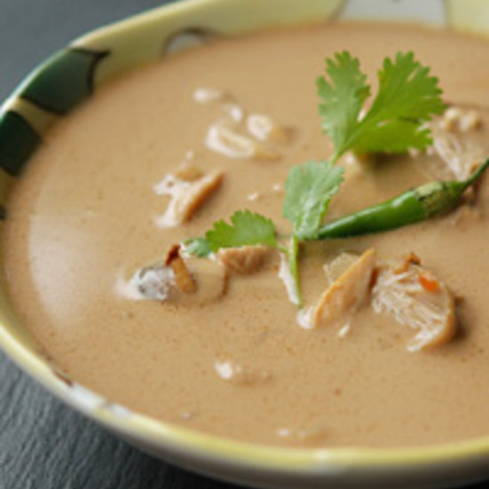 Thai Hot-and-Sour Coconut-Chicken Soup Recipe