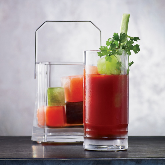 Cocktail recipe: Aviary's Bloody Mary