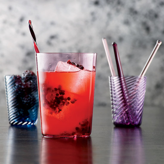 Cocktail recipe: Bourbon Blackberry Collins