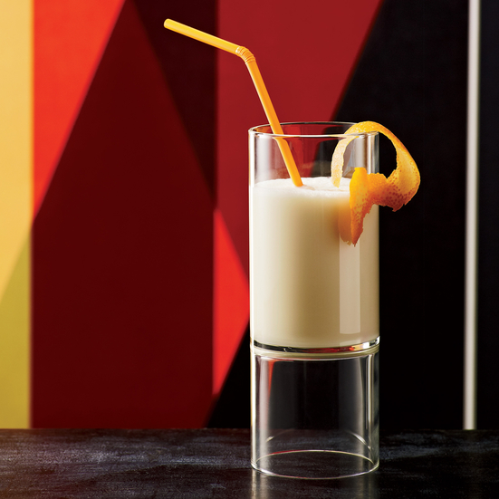 Cocktail recipe: Ginger Baker Fizz