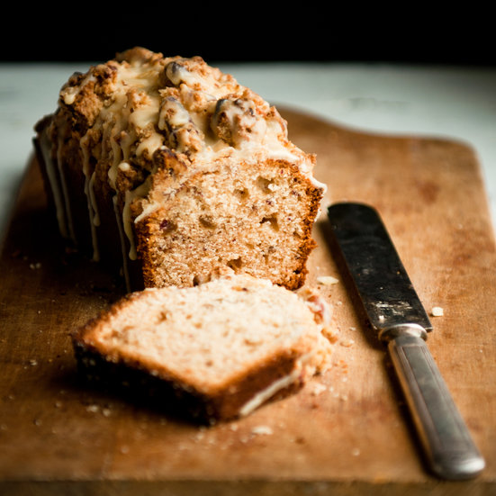 Gluten Free Banana Walnut Date Bread Recipe with Amy Stafford at www ...