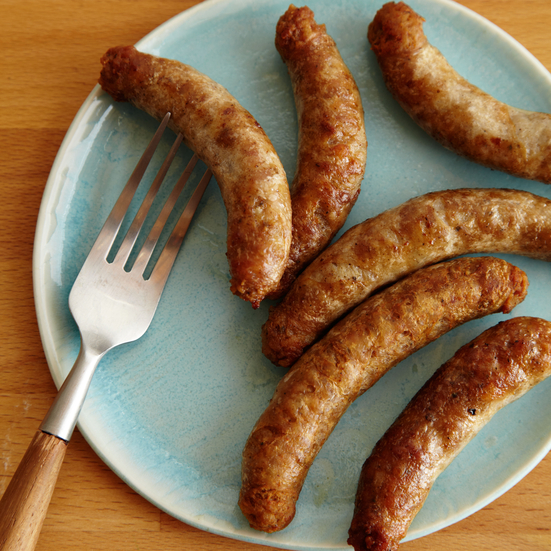 Breakfast Sausage Links Recipe - Daniel Boulud | Food & Wine