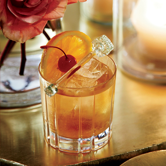 Brandy Old-Fashioneds