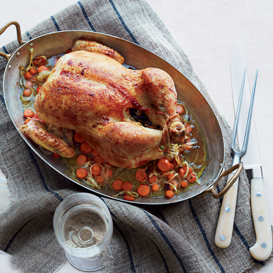 Julia's Favorite Roast Chicken
