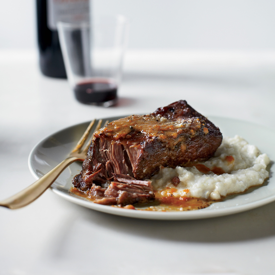 Stout-Braised Short Bits