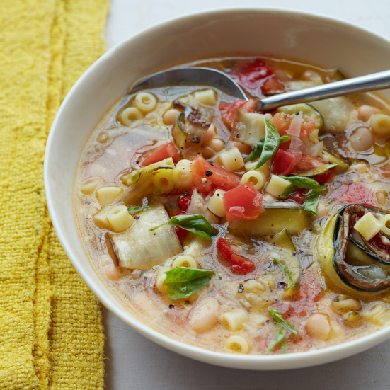 Ratatouille Minestrone