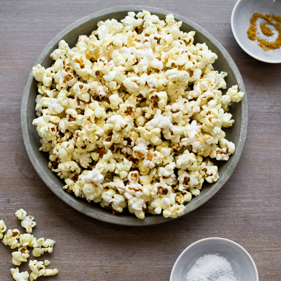 Curry Popcorn Recipe - Todd Porter and Diane Cu | Food & Wine
