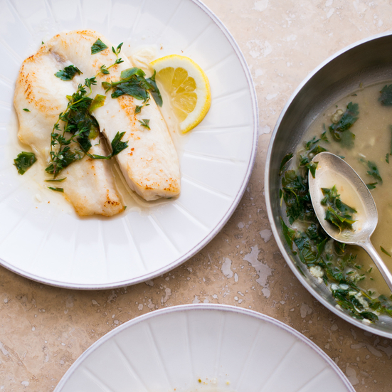 Lemon & Herb Tilapia