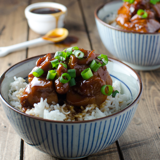 Easy Hawaiian Shoyu Chicken