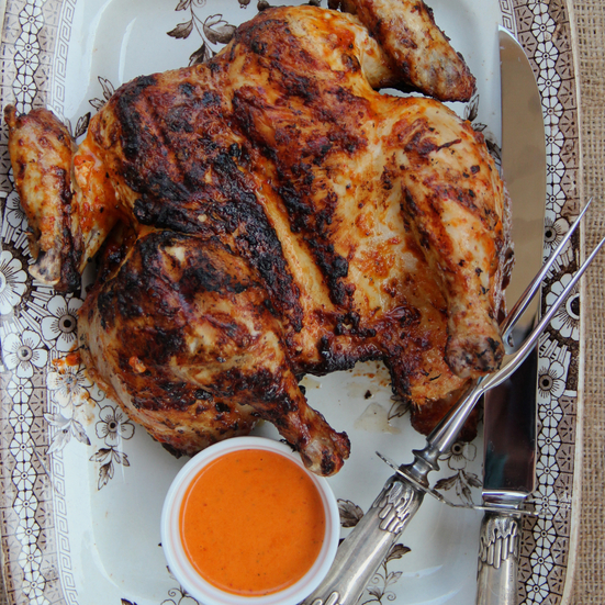 Piri Piri Grilled Chicken