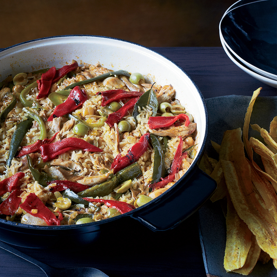 One Pot Arroz con Pollo