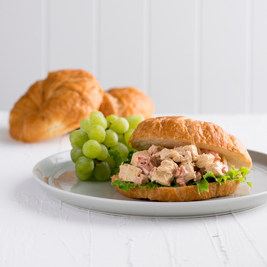 Cumin Chicken Salad Sandwich