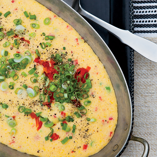 Pimento Cheese Grits