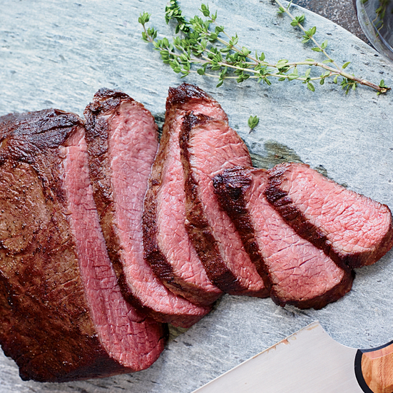 Seared Sous Vide–Style Tri-Tip