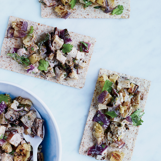 Charred Eggplant Spread