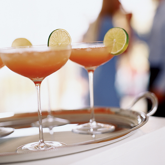 Blood Orange Margarita with Ginger