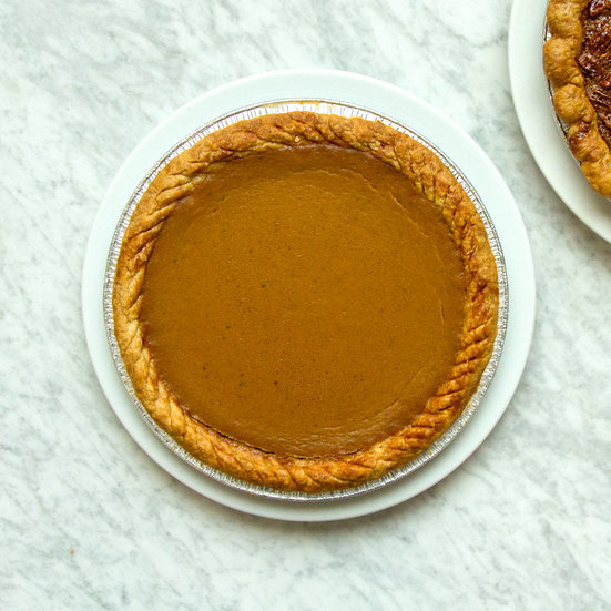 Brown Butter Pumpkin Pie