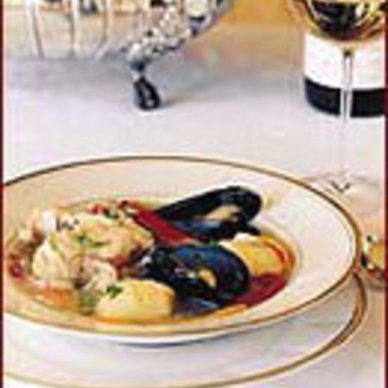 Chilean Seafood Soup