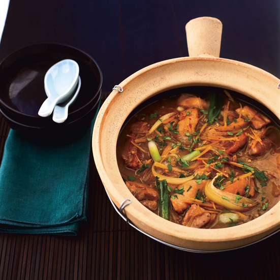 Clay Pot Ginger Chicken